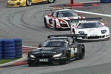 ADAC GT Masters - Gerne noch etwas mehr Punkte: Baumann mit gelungenem Auftakt