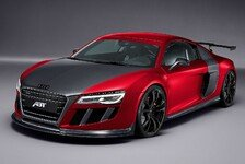 Auto - Maximale Motorsport-Performance f�r die Stra�e: Der neue Supersportler ABT R8 GTR