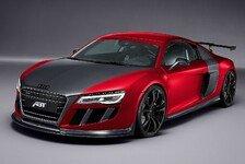 Auto - Maximale Motorsport-Performance f�r die Stra�e: Der neue Supersportler ABT R8 GTR