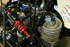 Formula Student - F0711-8 - Der neue Bolide aus Stuttgart