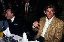 Formel 1 - Inspiration & Anlass zu gro�em Stolz: Senna-Special: Teil 2
