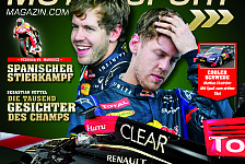 Formel 1 - Die tausend Gesichter des Sebastian V.: Jetzt im Handel: Motorsport-Magazin #30