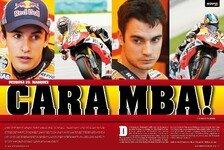 MotoGP - Pedrosa vs. Marquez: Jetzt im Handel: Motorsport-Magazin #30