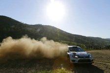 WRC - Bilderserie: VW-Facts vor der Rallye Portugal