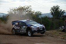 WRC - Vom Pech verfolgt: �stberg: Aus in Argentinien