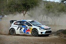 WRC - Entscheidung liegt allein bei Ogier : VW erlaubt Duell Ogier vs. Loeb