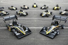 Formula Student - AMG-Motor und Allrad: Rollout - KA-RaceIng