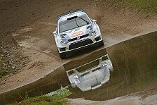 WRC - Eins, vier und sechs f�r Volkswagen: Latvala: Ein Tag mit H�hen und Tiefen