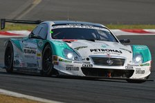 Super GT - Hybridauto holt Klassensieg: Vierfachtriumph f�r Lexus am Fuji