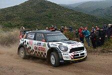 WRC - Letzter Mini verschwindet: Kosciuszko wechselt das Fahrzeug