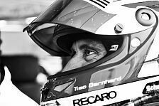WEC - Spezieller Helm in Spa-Francorchamps: Timo Bernhard mit Tribut an Stefan Bellof
