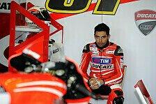 Superbike - Pirro ersetzt Canepa: Neue Fahrerpaarung bei Ducati-Alstare