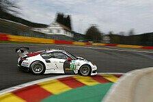 WEC - Safety-Car durchkreuzt Pl�ne: Bester Porsche als F�nfter im Ziel