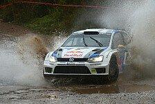 WRC - VW: Neue Handbremse muss sich erst beweisen