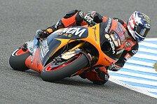 MotoGP - Forward-Duo nur aus Reihe sieben: Jede Menge Probleme bei Corti und Edwards