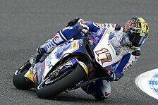 MotoGP - Licht am Ende des Tunnels: Abraham freut sich �ber den Punkt