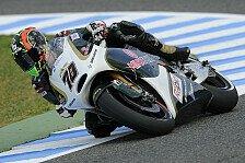 MotoGP - Stagnation beendet: PBM-Bike schneller als Aprilia