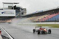 Formel 3 EM - Man konzentriert sich besser: Marciello pushte trotz gro�en Vorsprungs