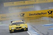 DTM - Regen sorgt f�r spannendes Finale: Timo Glock feiert ersten DTM-Sieg