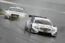 DTM - Clever & abgebr�ht: Wolff: Lob f�r die Youngster