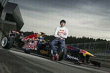 GP3 - Vorbild Vettel: Carlos Sainz Junior