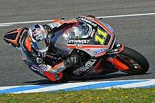 Moto2 - Abstand zur Spitze verringert: Cortese mit Platz 19 zufrieden