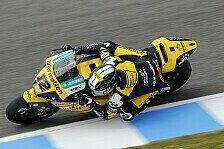 Moto2 - Platz neun im Qualifying: Tom L�thi mit starkem Comeback