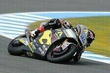 Moto2 - L�thi kommt am dichtesten ran: Redding im zweiten Training nicht zu stoppen