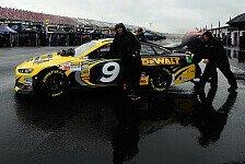 NASCAR - Startaufstellung nach Trainingszeiten: Regen-Pole f�r Edwards in Talladega