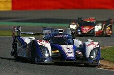 WEC - Probleme mit Hybridsystem: Durchwachsenes Rennen f�r Toyota