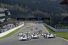 WEC - Alle Teilnehmer auf einen Blick: Spa-Francorchamps: Die Starterliste zum Rennen