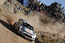 WRC - Gl�ck nicht auf unserer Seite: Ogier: H�tten Sieg in Argentinien verdient gehabt