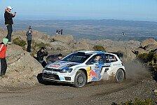 WRC - Ogier: Schade um das Duell mit Loeb