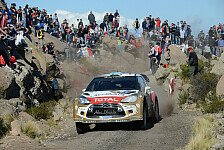 WRC - Vollgas von der ersten bis zur letzten Sekunde: Citroen bereitet sich auf Marathon-Sprint vor