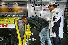 Formel 1 - Vettel & DTM? Warum nicht: Vettel dr�ckte Glock die Daumen