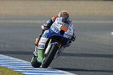 MotoGP - Vorzeitiges Aus f�r Aoyama: Barbera brilliert mit Rang zehn
