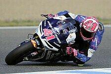 MotoGP - Sp�lt das Wasser Espargaro ins Q2?: Espargaro hofft auf Regen am Samstag