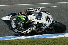 MotoGP - Erfolgreiche Tests in Jerez: Laverty mit verbessertem PBM-Bike in Le Mans