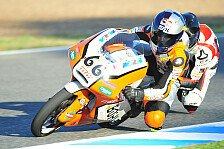 Moto3 - Beide Piloten hatten ihre Probleme: Keine optimalen Trainings f�r Kiefer Racing