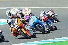 Moto3 - Alt st�rzt, Finsterbusch gibt auf: Doppelnull f�r Kiefer Racing