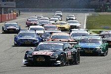 DTM - Qualifying & Boxenstopps: Brands Hatch: Audi Vorschau
