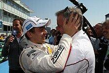 DTM - Erster Doppelsieg f�r BMW: Marquardt: Der reine Wahnsinn