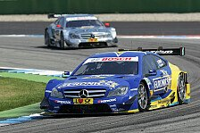 DTM - Starke Form prolongieren: Brands Hatch: Mercedes Vorschau