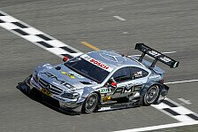 DTM - Erfolgshungrige Mercedes-Piloten: Hockenheim: Mercedes Vorschau