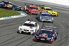 DTM - Das perfekte Rennen gibt es nicht: Ekstr�m: Lieber Gejagter als J�ger