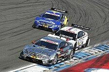 DTM - Ratlos.: Paffett & Co.: Balance gut, Speed schlecht