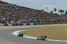 MotoGP - Die Zahlen zum GP in Jerez