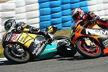 Moto2 - Ein Meisterst�ck auf der Lieblingsstrecke: L�thi Zweiter im Training von Le Mans
