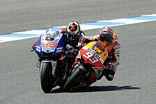 MotoGP - Die Geburt des Babyface-Killers: Michaels Highlight 2013: Marquez checkt Lorenzo