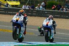 MotoGP - Keine Chance im Regen: Avinita: Le Mans schlechter als erwartet